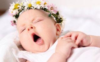 Снотворное для детей до года: надо ли давать на ночь