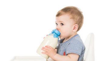Когда можно давать козье молоко ребенку