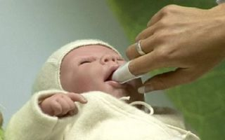 Молочница у новорожденных во рту – симптомы, лечение и профилактика