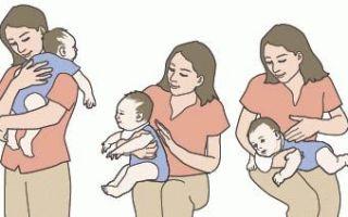 Икота у новорожденного — как остановить и избежать
