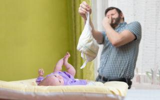 Белые комочки в кале у грудничка, стуле новорожденного