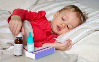 Корь у детей симптомы: лечение