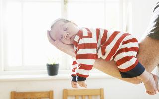 Малыш в 8 месяцев плохо спит ночью — что делать?