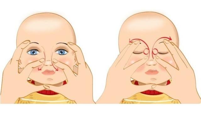 Слезится глазик у грудничка: что делать?