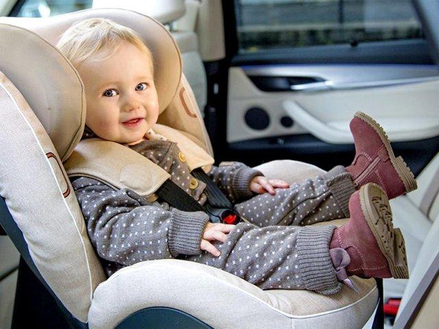 Перевозка детей до 12 лет в автомобиле по правилам ПДД
