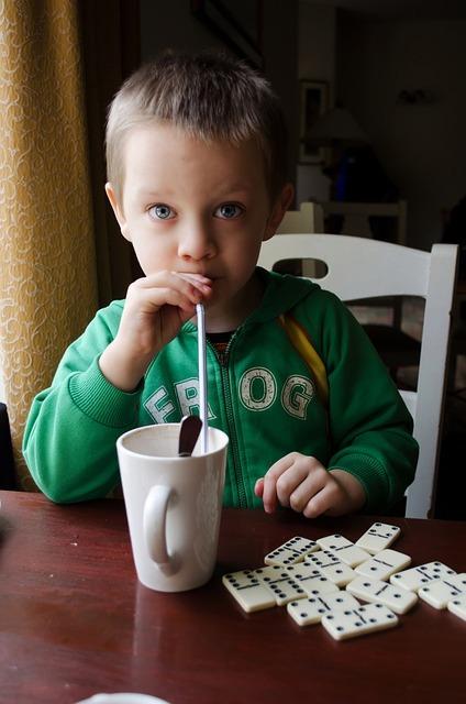 С какого возраста можно давать ребенку какао