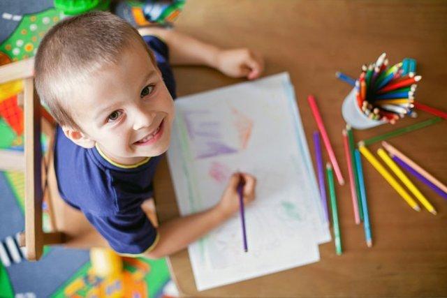 Развитие ребенка и рисование как одна из частей развития