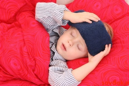 Что дать ребенку при температуре
