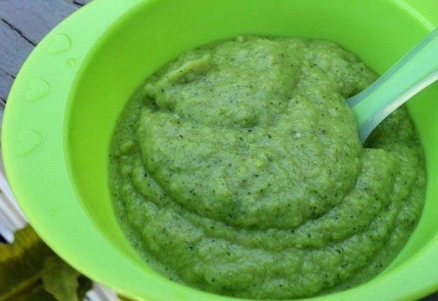 Как приготовить кабачок для первого прикорма: рецепт пюре для грудничка