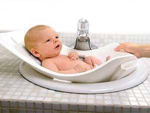 Купание новорожденного первый раз после роддома