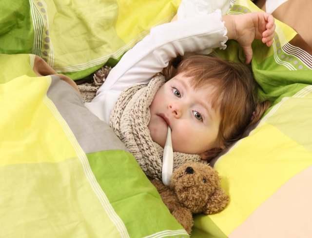 Пневмония у годовалого ребенка симптомы