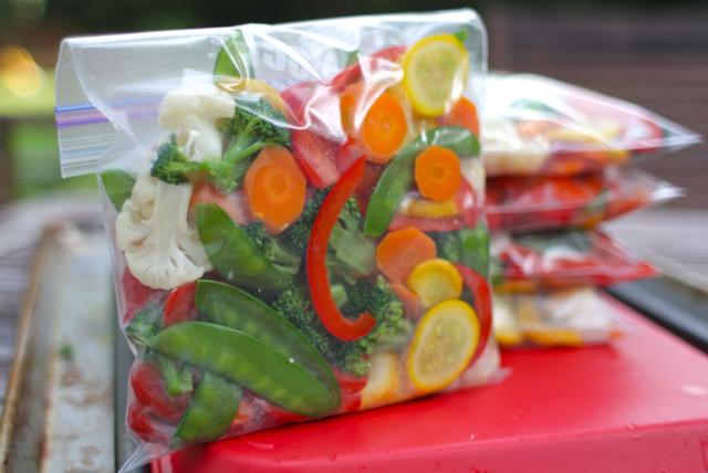 Как заморозить кабачки для прикорма - кабачковое пюре для грудничка на зиму