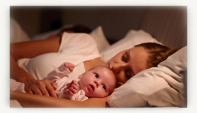 Что делать если ребенок перепутал день с ночью
