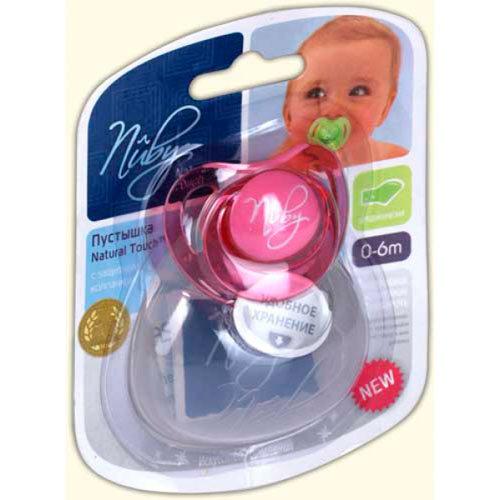 Соски для новорожденных: какая пустышка лучше