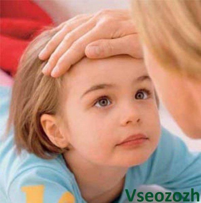 Синяки под глазами у ребенка - причина появления у малыша