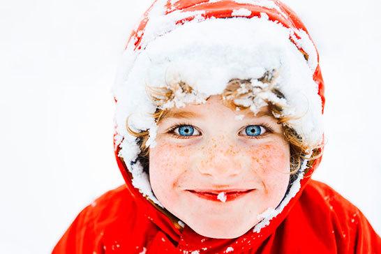 Зимние игры с детьми на улице