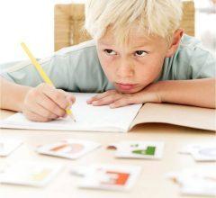 Как научить ребенка писать - советы родителям