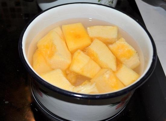 Рецепт пюре из тыквы для грудничка: как и сколько варить тыкву для прикорма
