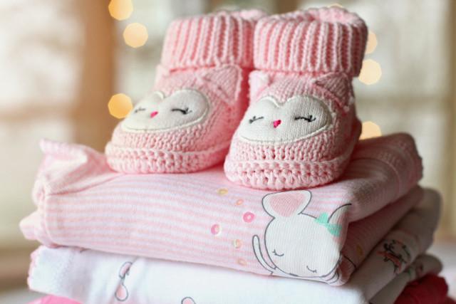 Размеры новорожденных по месяцам: таблицы