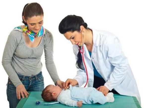 Гипертонус мышц у новорожденных грудничков