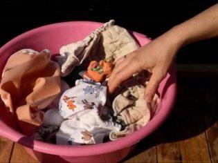 Как сделать подгузники из марли (из пеленки): как сложить, сшить подгузник