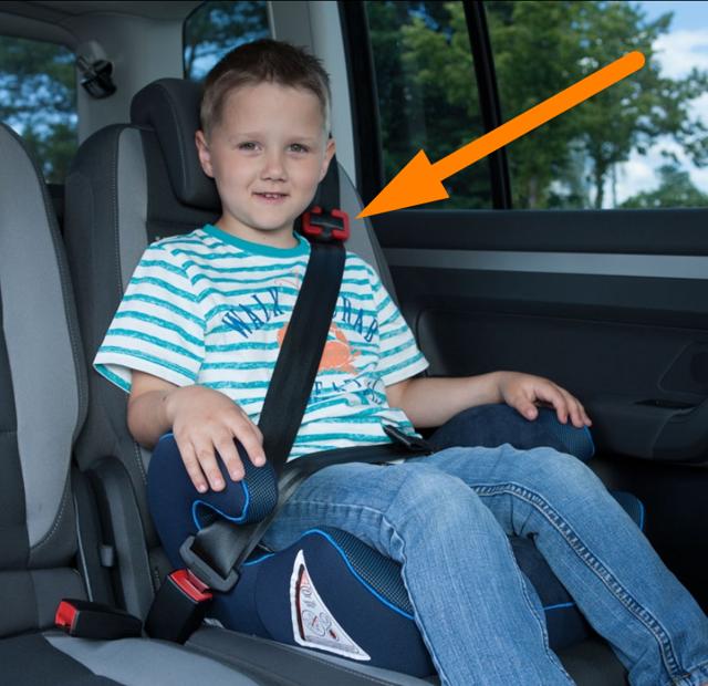 Можно ли перевозить ребенка в бустере в автомобиле