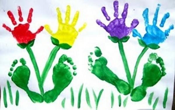 Как научить ребенка рисовать в раннем возрасте