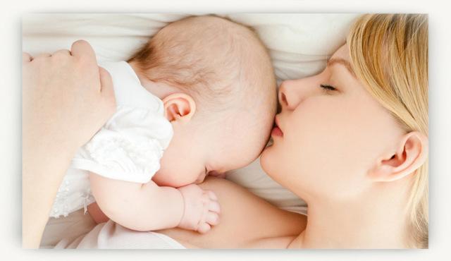 Когда грудничок начинает спать всю ночь - советы молодым мамам