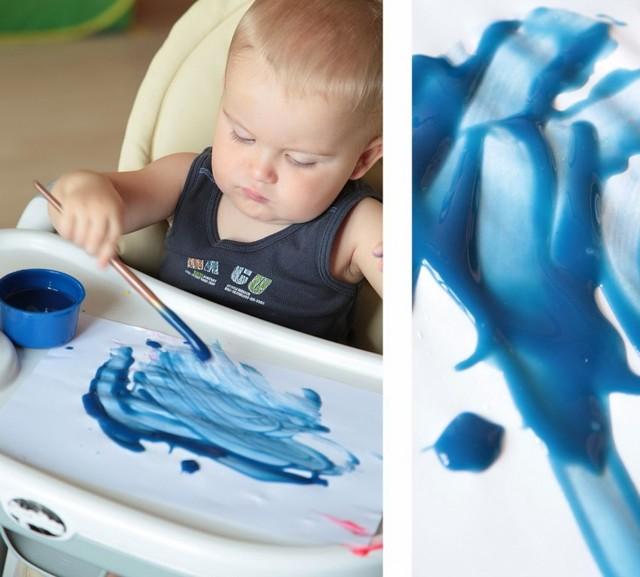Как научить ребенка рисовать, простые советы и видео