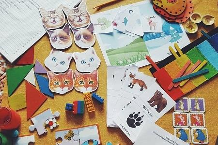 Список вещей в детский сад