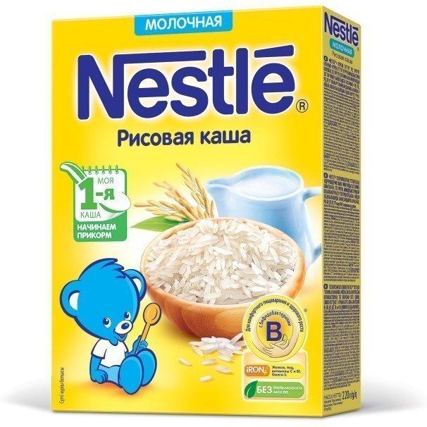 Безмолочные гречневые каши Нестле и Хайнц - способы приготовления
