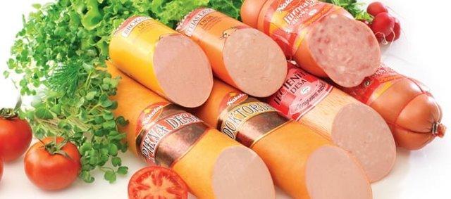 Можно ли при грудном вскармливании сосиски, колбасу
