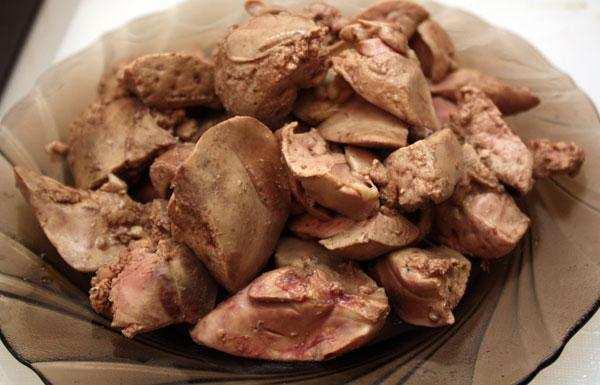 Можно ли печень при грудном вскармливании: мясную, рыбную