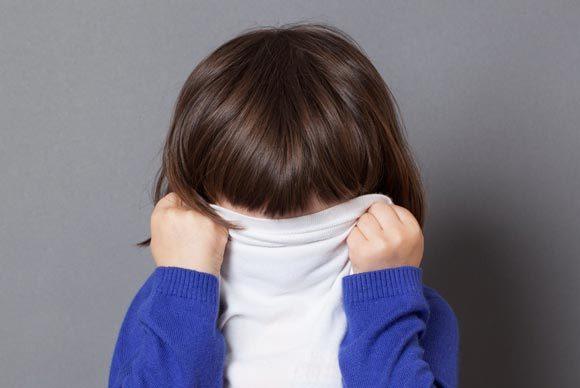 Ребенок стеснительный: Советы психолога
