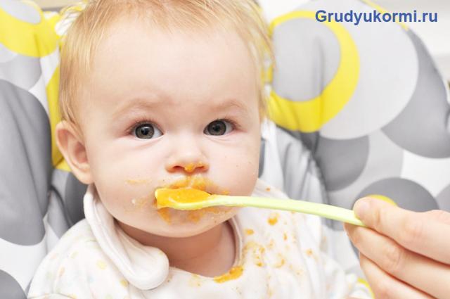 Со скольки месяцев можно давать желток ребенку