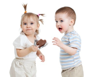 С какого возраста можно давать ребенку шоколад