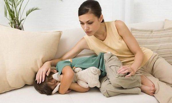 Нормальная температура у грудничка - что делать при лихорадке?