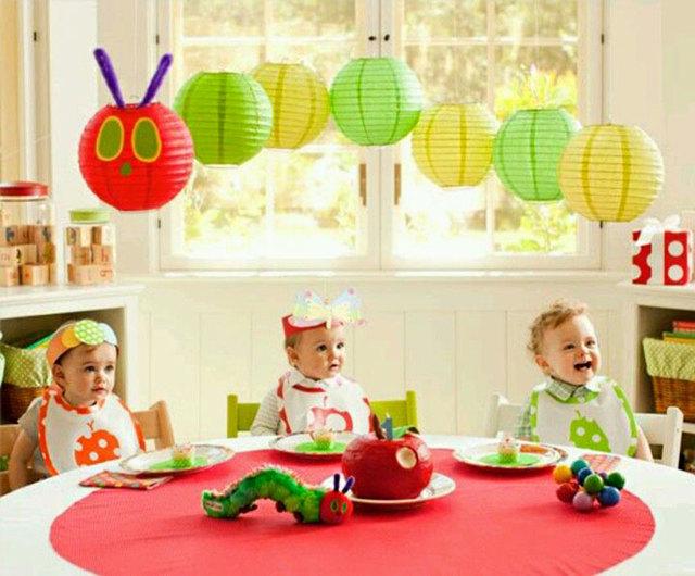 Как отметить день рождения ребенка в 1 годик: сценарий, подарки, меню