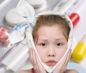 У ребенка болит зуб: чем обезболить: что делать