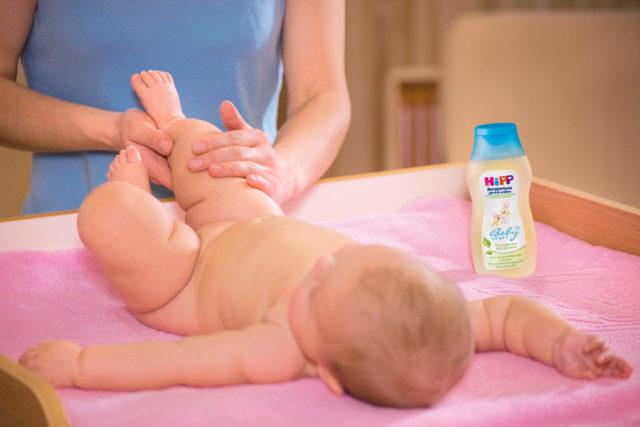 Массаж и гимнастика для 5-ти месячного ребенка