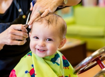 Почему у ребёнка плохо растут волосы