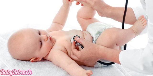 Кашель у грудничка: чем лечить: что делать
